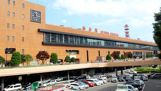 仙台駅からスグ!駅近立地